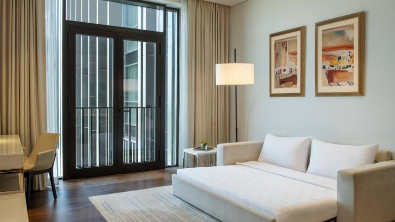 1 Bedroom Apartment For Rent in  La Ville Hotel & Suites,  City Walk   5