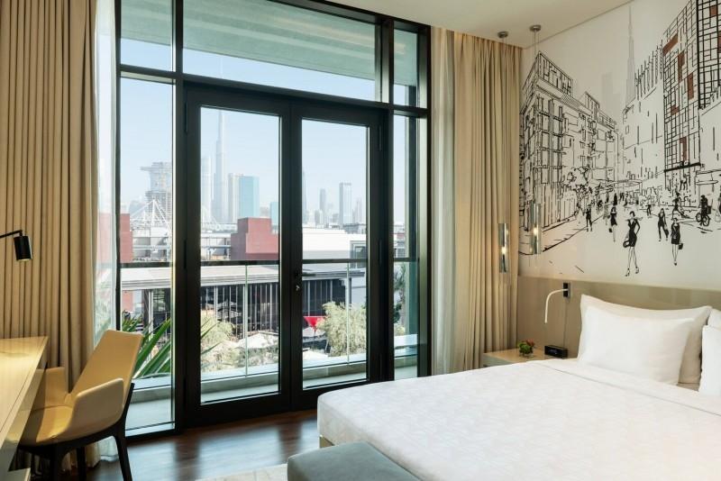 1 Bedroom Apartment For Rent in  La Ville Hotel & Suites,  City Walk   9