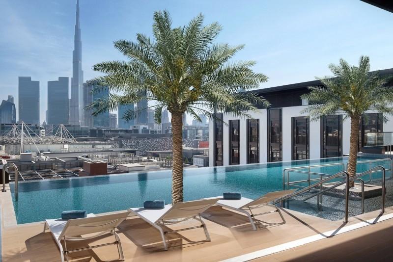 1 Bedroom Apartment For Rent in  La Ville Hotel & Suites,  City Walk   16