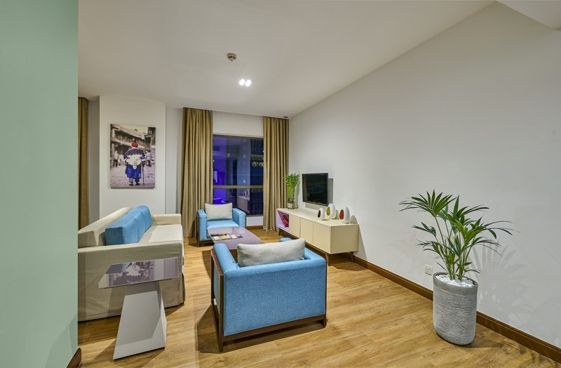 1 Bedroom Hotel Apartment For Rent in  Ramada Hotel And Suites by Wyndham Dubai JBR,  Jumeirah Beach Residence | 4