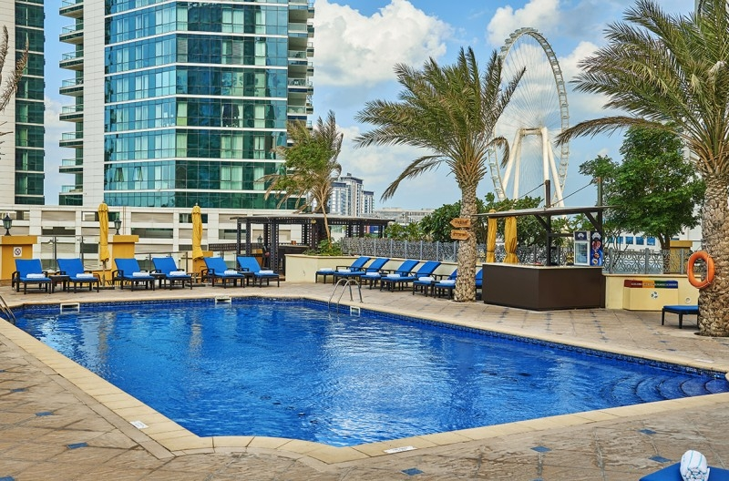 1 Bedroom Hotel Apartment For Rent in  Ramada Hotel And Suites by Wyndham Dubai JBR,  Jumeirah Beach Residence | 8