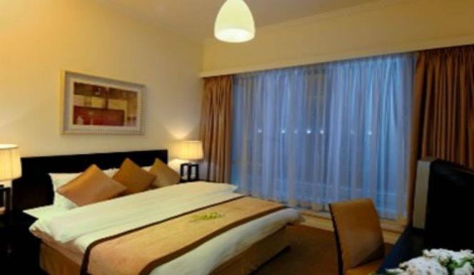 3 Bedroom Hotel Apartment For Rent in  Nuran Marina Serviced Residences,  Dubai Marina   5