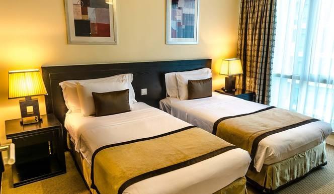 3 Bedroom Hotel Apartment For Rent in  Nuran Marina Serviced Residences,  Dubai Marina   6
