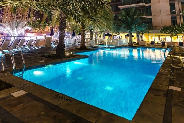 3 Bedroom Hotel Apartment For Rent in  Nuran Marina Serviced Residences,  Dubai Marina   12