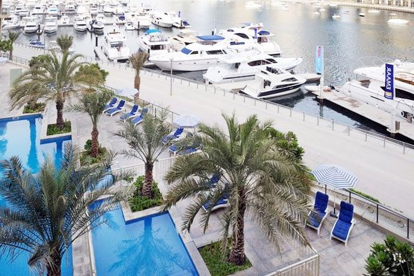 3 Bedroom Hotel Apartment For Rent in  Nuran Marina Serviced Residences,  Dubai Marina   13