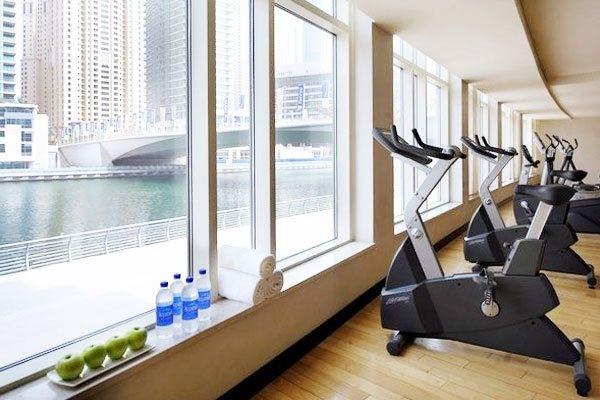 3 Bedroom Hotel Apartment For Rent in  Nuran Marina Serviced Residences,  Dubai Marina   7
