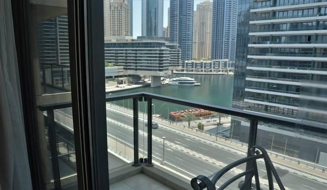 3 Bedroom Hotel Apartment For Rent in  Nuran Marina Serviced Residences,  Dubai Marina   9