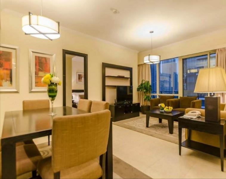 3 Bedroom Hotel Apartment For Rent in  Nuran Marina Serviced Residences,  Dubai Marina   0