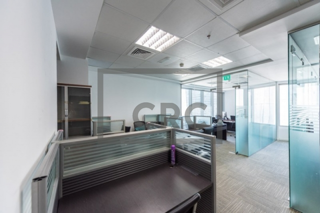 1,014 sq.ft. Office in Business Bay, Ontario Tower for AED 912,564