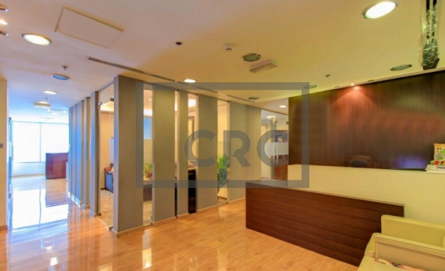 1,765 sq.ft. Office in Business Bay, Ontario Tower for AED 1,588,500