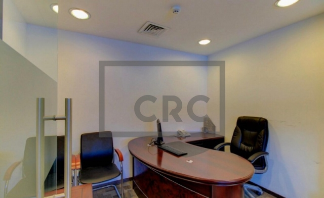 furnished office for sale in business bay, ontario tower | 7