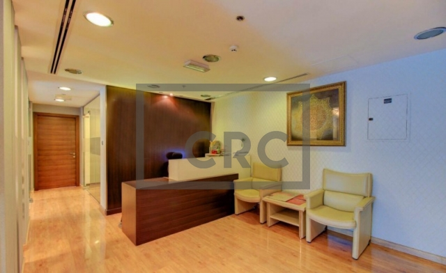 furnished office for sale in business bay, ontario tower | 5