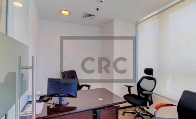 furnished office for sale in business bay, ontario tower | 9