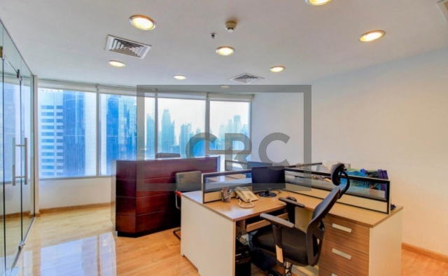 furnished office for sale in business bay, ontario tower | 13