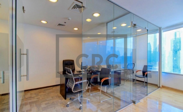 furnished office for sale in business bay, ontario tower | 2