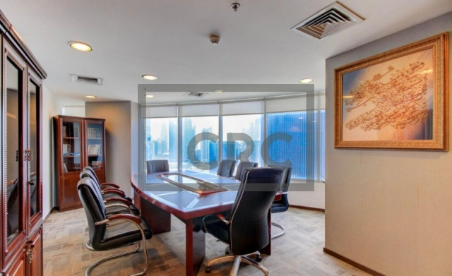 furnished office for sale in business bay, ontario tower | 1