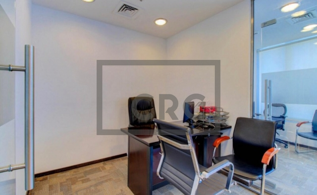 furnished office for sale in business bay, ontario tower | 10