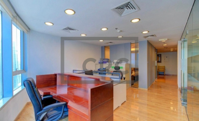 2,779 sq.ft. Office in Business Bay, Ontario Tower for AED 2,362,150