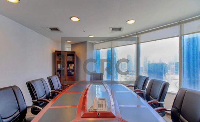 furnished office for sale in business bay, ontario tower | 11