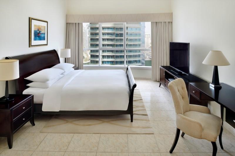 2 Bedroom Hotel Apartment For Rent in  Marriott Harbour Hotel And Suites,  Dubai Marina | 3