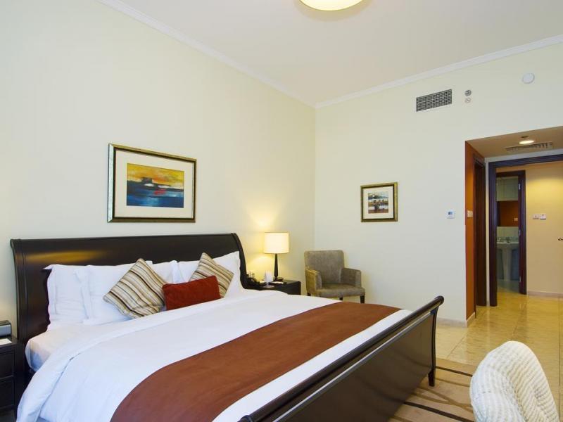 2 Bedroom Hotel Apartment For Rent in  Marriott Harbour Hotel And Suites,  Dubai Marina | 1