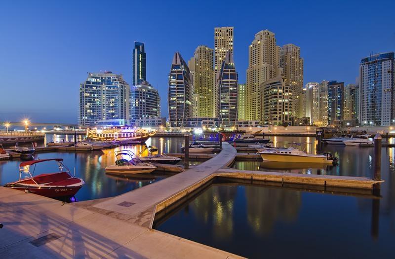 2 Bedroom Hotel Apartment For Rent in  Marriott Harbour Hotel And Suites,  Dubai Marina | 12