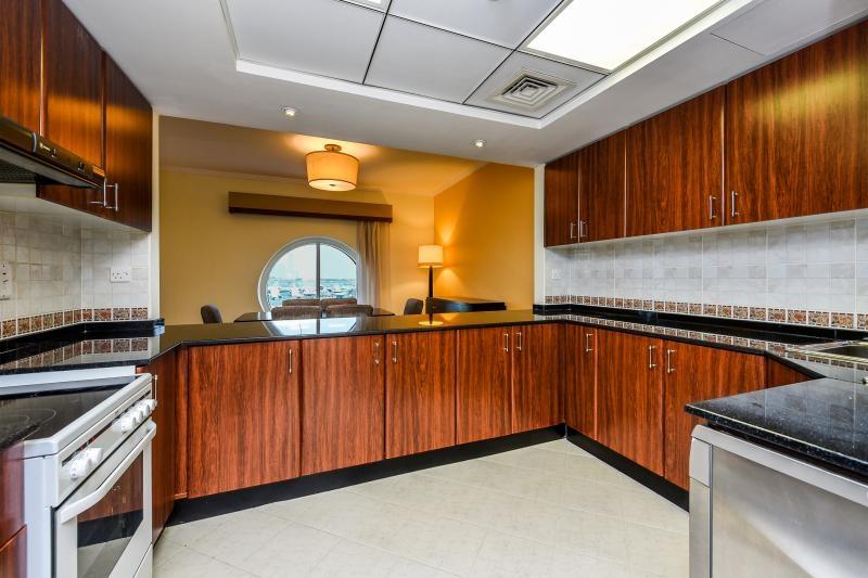 2 Bedroom Hotel Apartment For Rent in  Marriott Harbour Hotel And Suites,  Dubai Marina | 7
