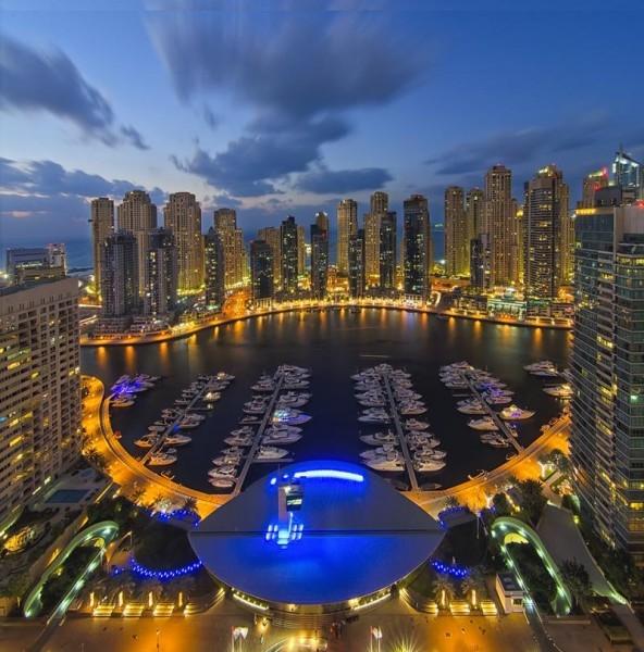 2 Bedroom Hotel Apartment For Rent in  Marriott Harbour Hotel And Suites,  Dubai Marina | 11