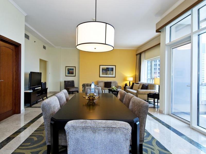 2 Bedroom Hotel Apartment For Rent in  Marriott Harbour Hotel And Suites,  Dubai Marina | 8