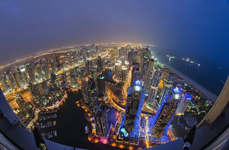 2 Bedroom Hotel Apartment For Rent in  Marriott Harbour Hotel And Suites,  Dubai Marina | 10