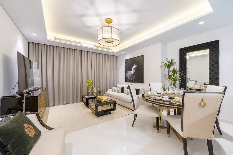 1 Bedroom Apartment For Sale in  Paramount Hotel & Residences,  Business Bay | 0