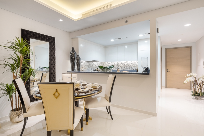 1 Bedroom Apartment For Sale in  Paramount Hotel & Residences,  Business Bay | 6
