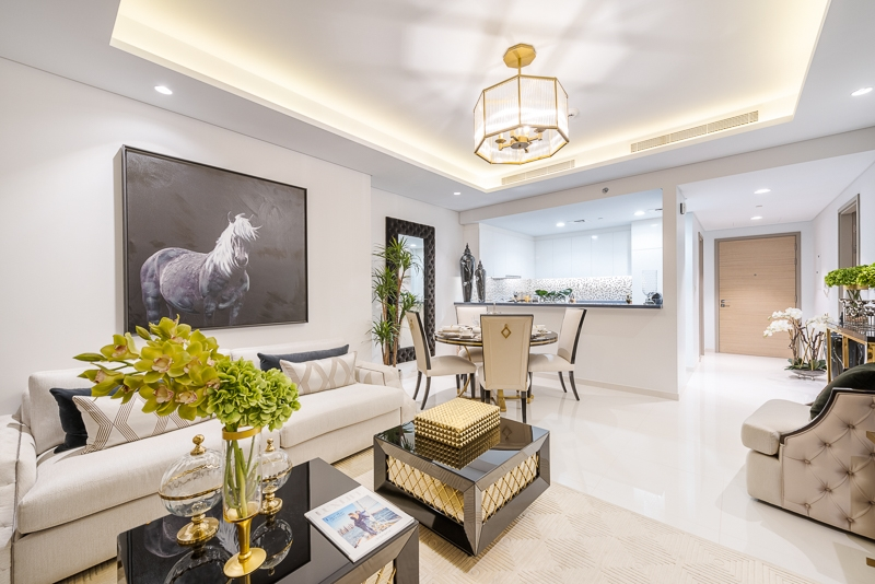 1 Bedroom Apartment For Sale in  Paramount Hotel & Residences,  Business Bay | 9