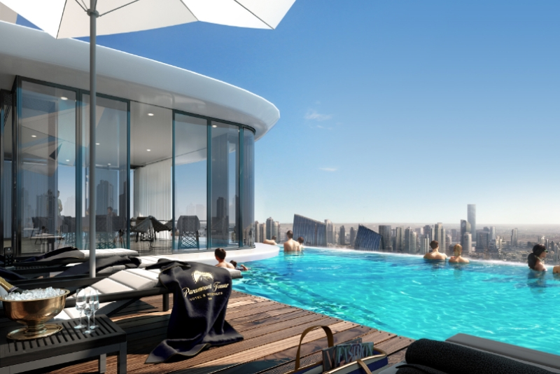 1 Bedroom Apartment For Sale in  Paramount Hotel & Residences,  Business Bay | 12
