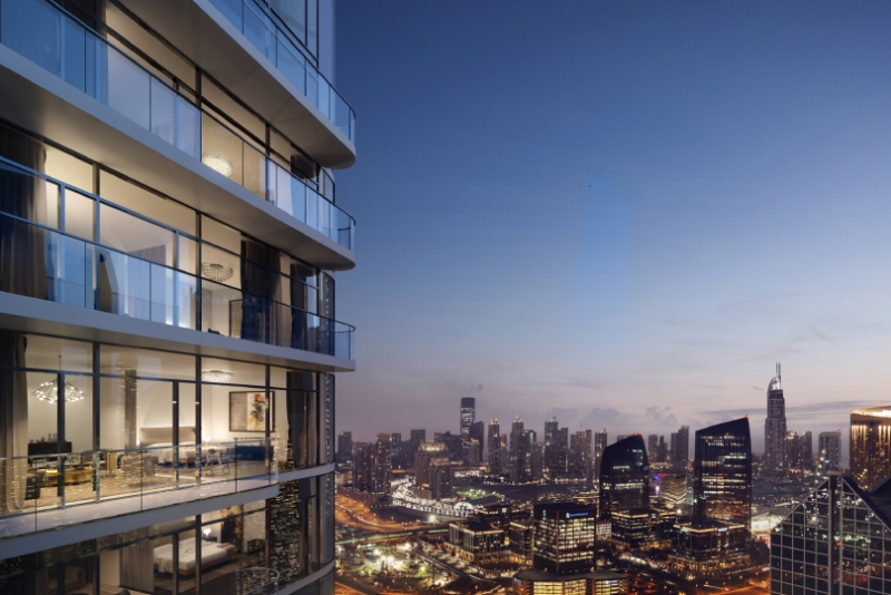 1 Bedroom Apartment For Sale in  Paramount Hotel & Residences,  Business Bay | 10
