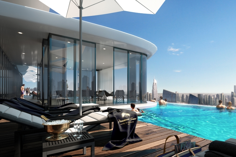 1 Bedroom Apartment For Sale in  Paramount Hotel & Residences,  Business Bay | 13
