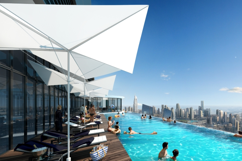 1 Bedroom Apartment For Sale in  Paramount Hotel & Residences,  Business Bay | 11