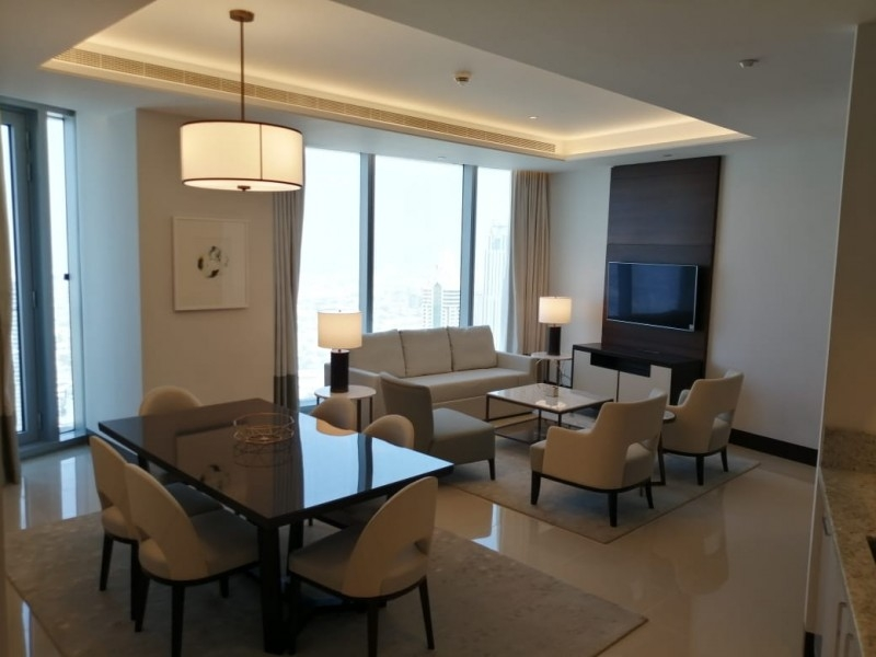 2 Bedroom Hotel Apartment For Rent in  The Address Sky View Tower 1,  Downtown Dubai | 0