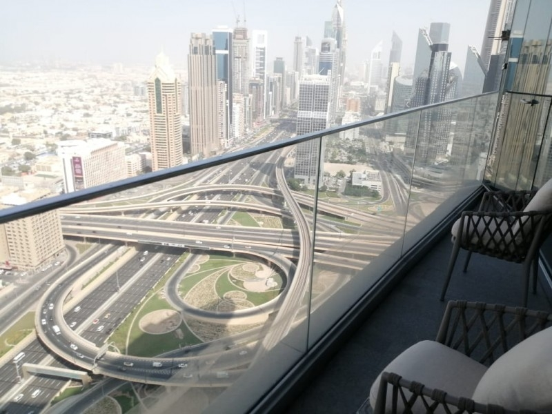 2 Bedroom Hotel Apartment For Rent in  The Address Sky View Tower 1,  Downtown Dubai | 7