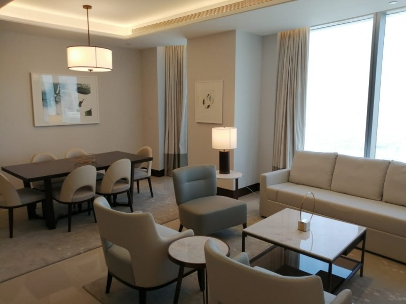 2 Bedroom Hotel Apartment For Rent in  The Address Sky View Tower 1,  Downtown Dubai | 1