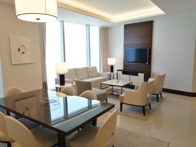 2 Bedroom Hotel Apartment For Rent in  The Address Sky View Tower 1,  Downtown Dubai | 11