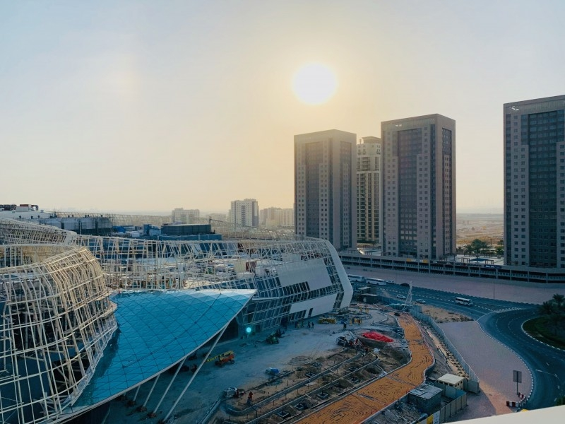2 Bedroom Apartment For Rent in  Binghatti Stars,  Dubai Silicon Oasis   5