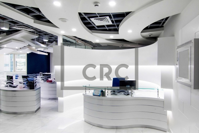 office for sale in business bay, westburry tower 1 | 2