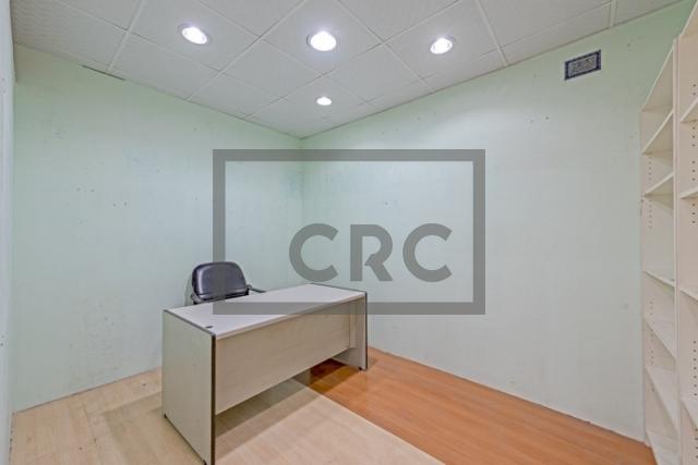 office for rent in deira, new gargash building | 7