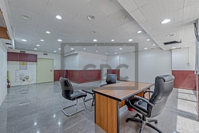 office for rent in deira, new gargash building | 4