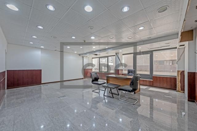 office for rent in deira, new gargash building | 6
