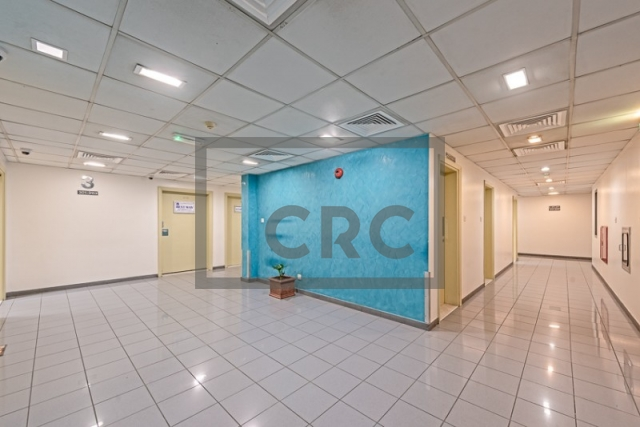office for rent in deira, new gargash building | 8