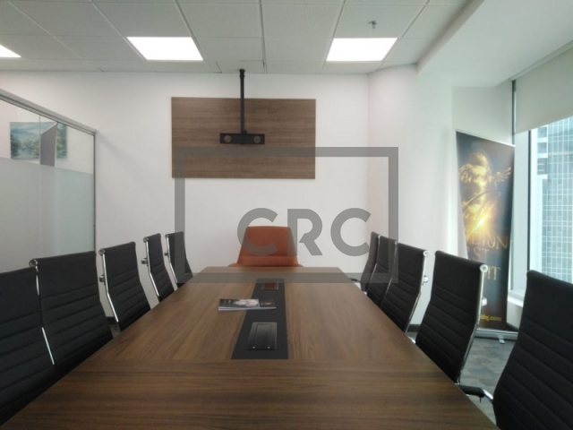 office for sale in business bay, the prime tower | 1