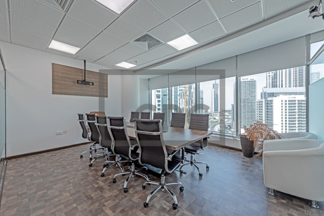 office for sale in business bay, the prime tower | 12