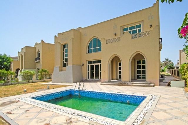 Garden Hall, Jumeirah Islands